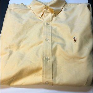 X Large Ralph Lauren button down shirt